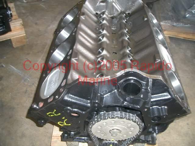 Engines motors Long Block mercruiser OMC Volvo Penta Crusader (NO